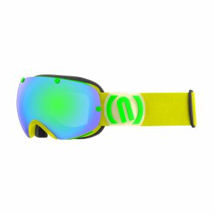 Gogle NEON Break Yellow Fluo BKYF M5