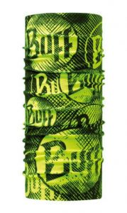 Chusta BUFF Original Us Log Yellow Fluor