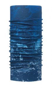 Chusta BUFF Original Mountain Bits Blue
