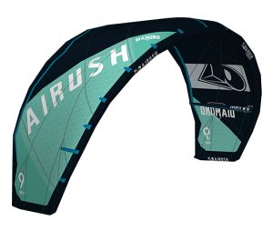 Latawiec AIRUSH 2019 Diamond V4 Midnight Teal