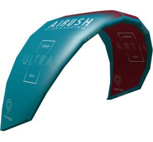 Latawiec AIRUSH Ultra V3 Red & Teal 2020
