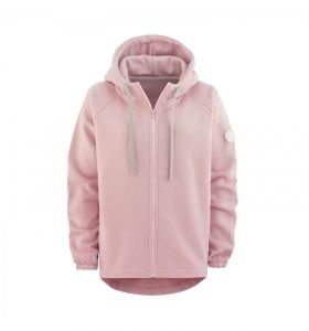 Bluza MAJESTY Vixen Lady Hoodie Powder Pink