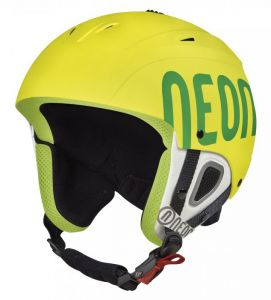 Kask NEON Lunar Plus LUNP Yellow Fluo Green Fluo