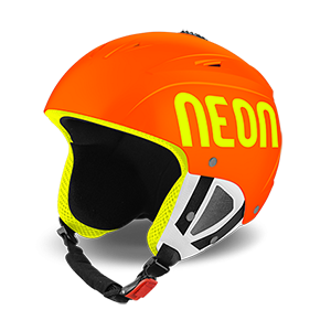 Kask NEON Lunar Plus Orange Yellow LUNP-07